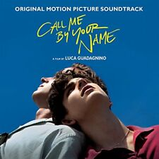Call Me by Your Name [Original Motion Picture Soundtrack] by Various Artists (CD, Nov-2017, Sony Classical)