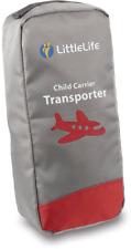 LittleLife Tragetasche für Rückentrage Transporttasche Babytrage 11x11x4cm grau
