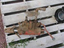 Massey Harris 33 44 Tractor Hydraulic Cylinder