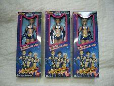 "Vintag Rare 1996 Pretty Soldier Sailor Moon Stars Excellent Doll 12"" FullSet NIB"