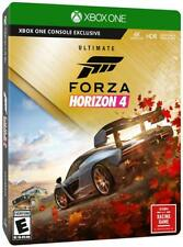 Forza Horizon 4 ULTIMATE Edition (Xbox 1 One) BRAND NEW & FACTORY SEALED!!!! xb1