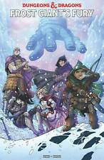 DUNGEONS & DRAGONS: FROST GIANT'S FURY TPB Collects #1-5 IDW Comics Fantasy TP