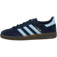 adidas Handball Spezial Sneaker für Herren - Collegiate Navy/Clear Sky/Gum, EU 42