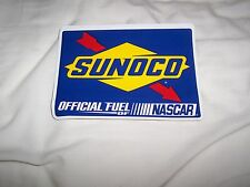NASCAR SUNOCO STICKERS( 11 )..OFFICIAL FUEL OF NASCAR