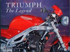 TRIUMPH  THE LEGEND - Mac McDiarmid