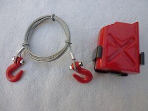 Axial Traxxas Crawler 2 modèles   crochets  en métal neuf s:blister           36