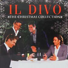 CD Album Il Divo Christmas Collection (O Holy Night, Silent Night, Rejoice) 2005