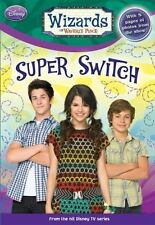 Super Switch! Wizards of Waverly Place, by Heather Alexander, Disney TV Series