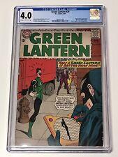 Green Lantern 29 1964 CGC 4.0 1st Black Hand Key Issue