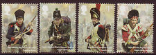 GREAT BRITAIN 2015 BATTLE OF WATERLOO SET OF 4,  UNMOUNTED MINT, MNH