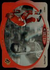1996-97 (RED WINGS) SPx Holoview Heroes #HH3 Steve Yzerman