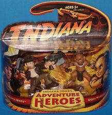 Indiana Jones Adventure Heroes with Ucha Warrior MIP
