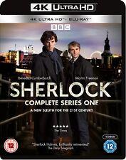Sherlock: Complete Series One (4K Ultra HD + Blu-ray) [UHD]