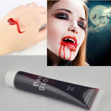 Halloween Fake Blood 28.3g Decoration Dress-up Costume Vampire Zombie