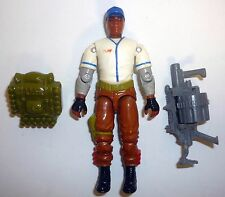 GI JOE HARDBALL Vintage Action Figure COMPLETE 3 3/4 C8+ v1 1988