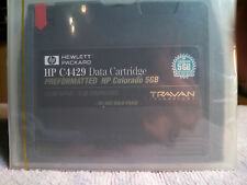 Hewlett Packard Data Cartridge Pre-Formatted HP Colorodo 5GB