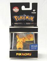 Pokemon Trainer's Choice Pikachu Mini Figure