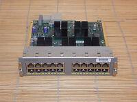 Cisco WS-X4920-GB-RJ45 for 4900M Switch 20-port 10/100/1000 RJ-45 half-card