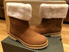 Timberland Ladies Boots | Chamonix Rust | Nubuck | 100% GENUINE | Free Delivery
