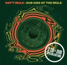 NEW Gov't Mule - Dub Side Of The Mule [3cd+dvd] - DVD Mixed product