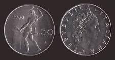 50 LIRE 1988 VULCANO - ITALIA FDC/UNC FIOR DI CONIO