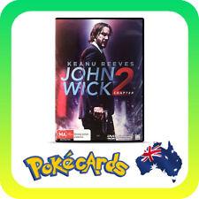 John Wick - Chapter 2 (DVD, 2017)