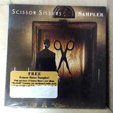 Scissor Sisters - Sampler (3 Songs) (Promo CD, 2006, Polydor) 7262