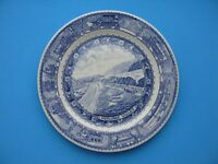 "B&O china 8 1/8"" plate Potomac Valley Shenango Baltimore & Ohio Railroad"