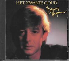 BENNY NEYMAN - Het zwarte goud CD Album 12TR Holland (CNR) 1984/198?