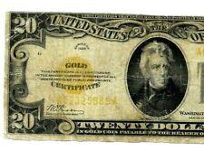 """$20 """"GOLD CERTIFICATE"""" 1928  $20 """"GOLD CERTIFICATE"""" $20  RARE NOTE!!  $20  1928!"""