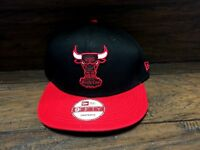 20754 - CHICAGO BULLS NBA Basketball Player New era 9FIFTY SNAP BACK CAP ~ Hat