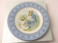 Mib Avon January 1974 Special Edition sales Rep commemorative Plate Tenderness