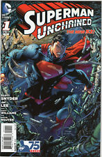 Superman Unchained #1 DC 2013, The New 52, poster