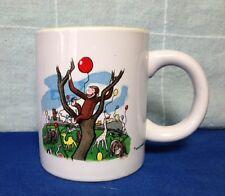 Curious George Coffee Mug, 10 oz. Cup