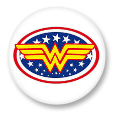 Pin Button Badge Ø38mm Wonder Woman All Star Comics Justice League of America