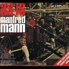 As Is by Manfred Mann (Group) (CD, Nov-2004, Creature Music Ltd. (Germany))