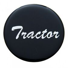 "stickers tractor trailer glossy 1 3/4"" diameter for air brakes knob with ridge"