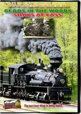 Gears in the Woods Shays at Cass DVD NEW Highball Steam narrow gauge locomotives
