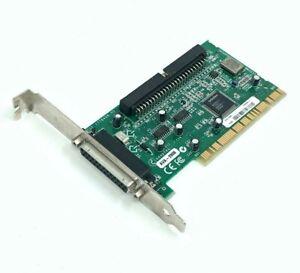 Adaptec AVA-2906 32 Bit Controller Card PCI SCSI 1778406-00 PC or Mac