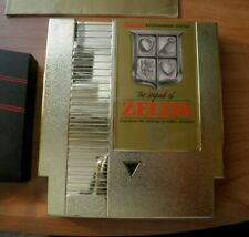Nintendo 1987 Legend of Zelda 5 Screw Game with Booklet