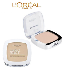 L'Oreal Perfect Match Pressed Powder Choose Your Shade Below