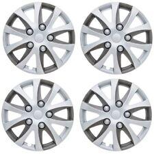 "Set of 4 Wheel Trims / Hub Caps 14"" Covers fits VW Polo Golf Fox Lupo"