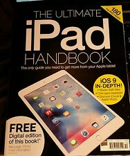 THE ULTIMATE iPAD HANDBOOK 180 PAGES 2015 BRAND NEW RETAILS FOR $ 25.00