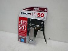 ARROW T-50 T50 T50P HEAVY DUTY STAPLER TACKER