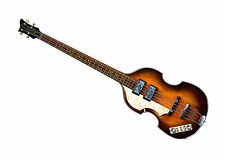 Paul McCartney's 1961 Hofner 500/1 Cavern Bass POSTER PRINT A1 Size