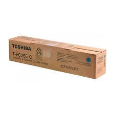 ORIGINALE TONER TOSHIBA T-FC25EC CIANO PER Toshiba E-Studio 2540C 3040C 2540C-SE