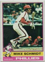 1976 Topps #480 Mike Schmidt EX-EXMINT+ Philadelphia Phillies FREE SHIPPING