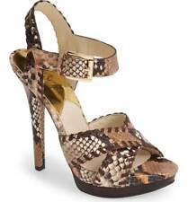 Michael Kors Women's Court Shoes Ankle-strap Sandal The Jet Set of 6 Size 8