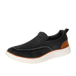 Mens Canvas Pumps Slip on Loafers Shoes Driving Moccasins Walking Sports Casual