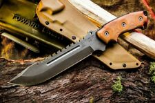 Couteau Tactical TOPS Steel Eagle Delta Class Carbone 1095 Etui USA TPSE107CDC